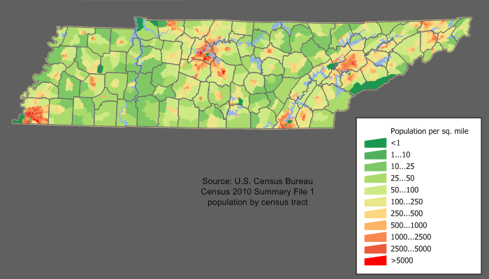 Tennessee_population_map